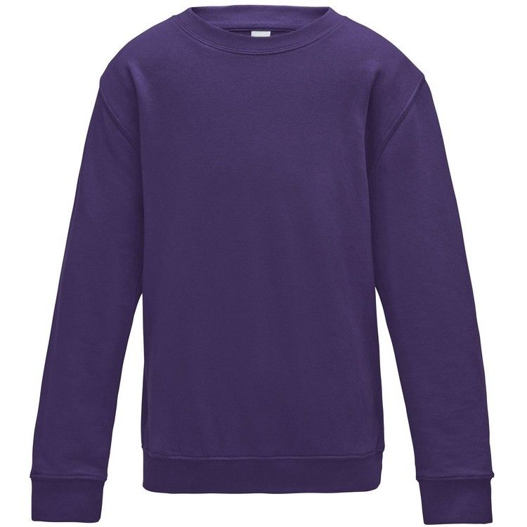 UNBRANDED SWEATSHIRT PURPLE